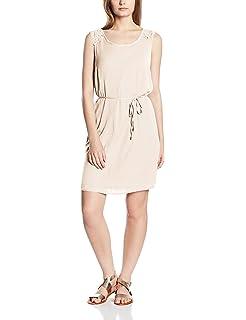 Clothes Viloki Dress, Robe Femme, Rose (Pink Tint), L (Taille Fabricant: S)Vila