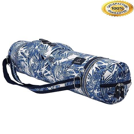 19cf1fc72a FIRE ANT Jungle Yoga Mat Bag Waterproof Adjustable Drum Bag Sports Backpack  Fitness Gym Shoulder Bag