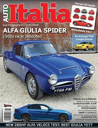 AutoItalia Magazine August 2, 2017 issue