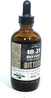 product image for 18.21 Japanese Chili & Lime Bitters 4oz