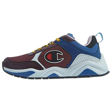 5a4e82461c5 Champion Mens 93 Eighteen Block Sneaker