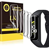 6 Pack LK Screen Protector for Samsung Galaxy Fit 2 (2020), Not Compatible with Samsung Galaxy Fit, Max Coverage, Self-Healin