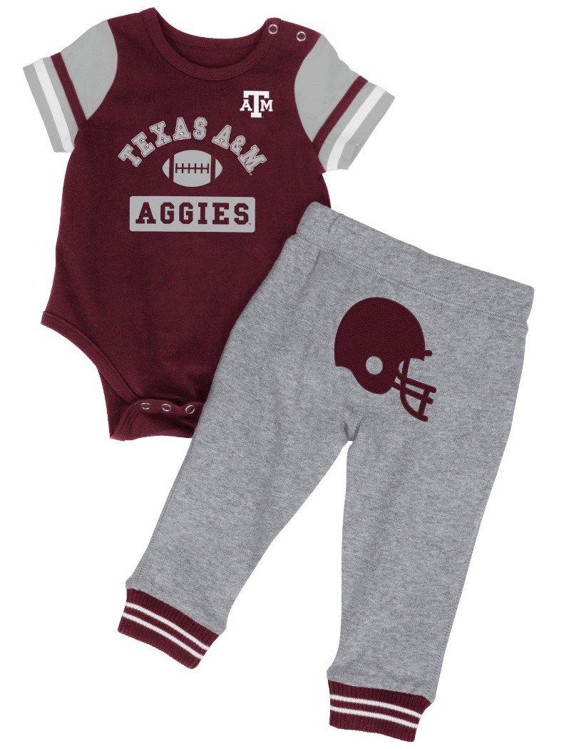 Texas Texas Texas A&M Aggies NCAA Infant  Lil' Champ  Bodysuit & Pant Outfit Set | Gli Ordini Sono Benvenuti  | Materiali Accuratamente Selezionati  | Di Qualità Dei Prodotti  | Superficie facile da pulire  | Qualità e consumatori in primo luogo  | riduzione del d21b89