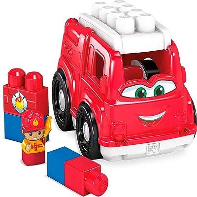 Mega Bloks Freddy Firetruck: Toys & Games