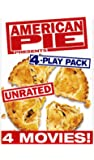 American Pie Presents: Unrated 4 Movie Collection DVD (Bilingual)
