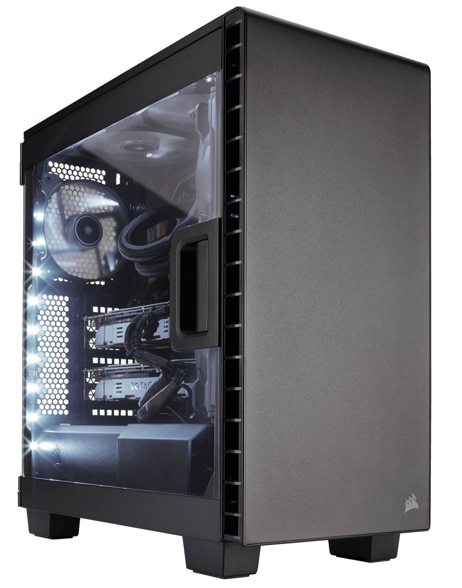 Adamant Custom 9th Gen Video Editing Rendering Workstation Gaming Desktop Computer Intel Core i9 9900K 3.6Ghz