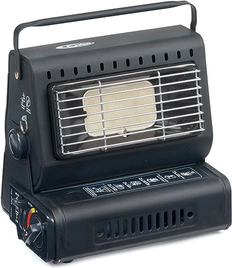 Gelert - Calentador de Gas, Color Negro: Amazon.es: Deportes ...