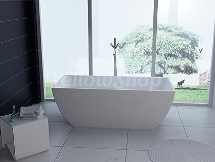 Yellowshop vasca vasche da bagno freestanding modello unika