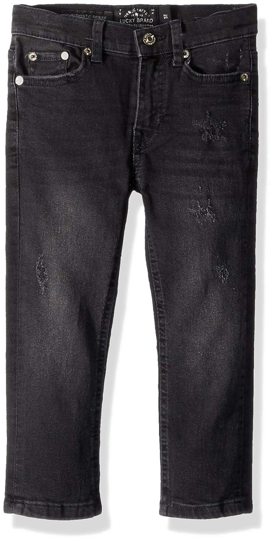 Lucky Brand Boys' 5-Pocket Skinny Fit Jeans