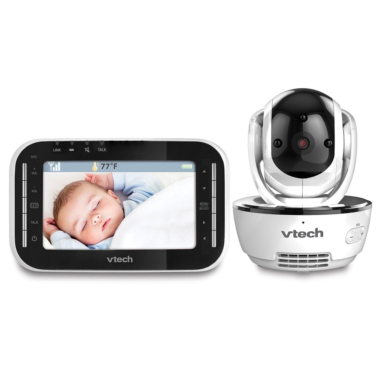 VTech VM343 Pan and Tilt Video Baby Monitor 300503