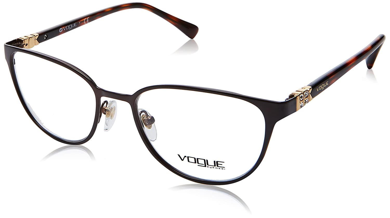 Vogue VO4062B Eyeglass Frames 997-52 Brown VO4062B-997-52