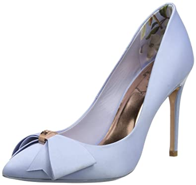 3c77f69f1f0ad Ted Baker London Women s Skalet 2 Closed Toe Heels  Amazon.co.uk ...