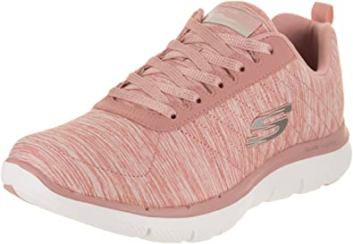 Skechers Flex Appeal 2.0 Womens Wide Width Training Shoe