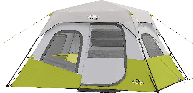 CORE 6 Person Instant Cabin Tent image