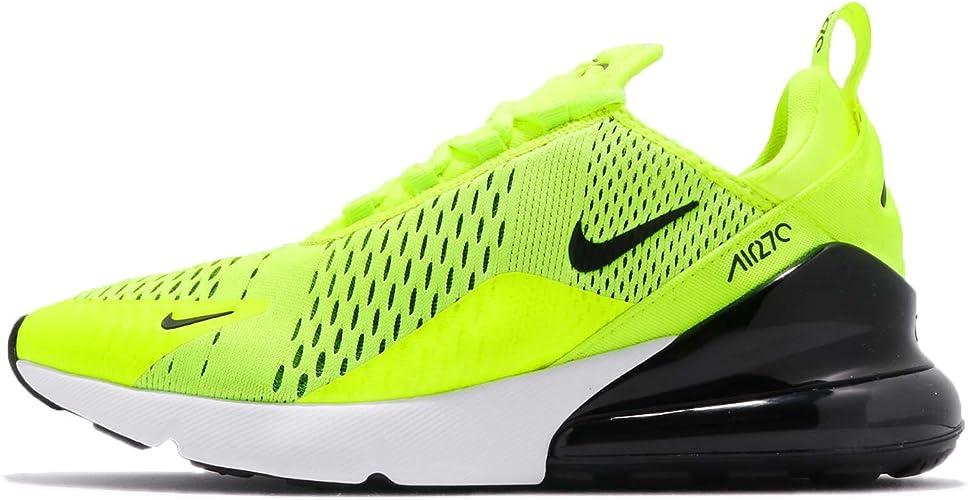 Nike Air Max 270, Scarpe da Ginnastica Uomo, Giallo (Volt