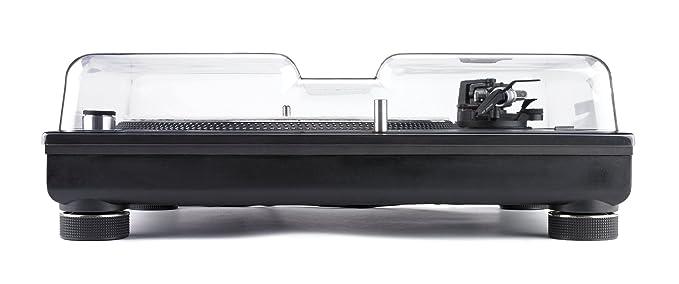 DeckSaver DS-PC-SL1200 - Cubierta para tocadiscos: Amazon.es ...