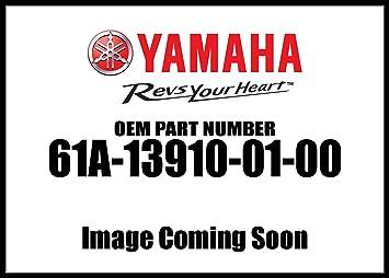 Yamaha 61A-13910-01-00 FUEL PUMP ASY