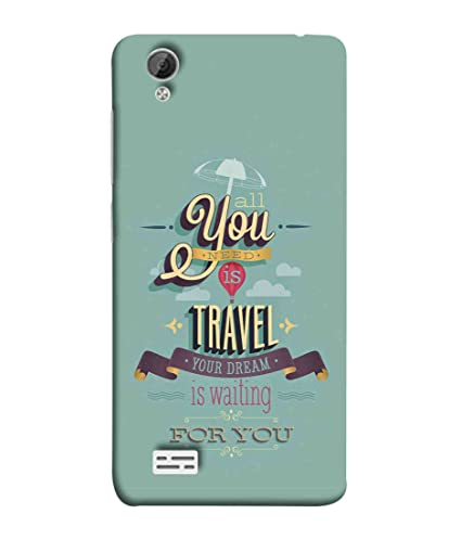 wholesale dealer cc6b5 72247 Printfidaa Vivo Y31, Vivo Y31L Back Cover All You: Amazon.in ...