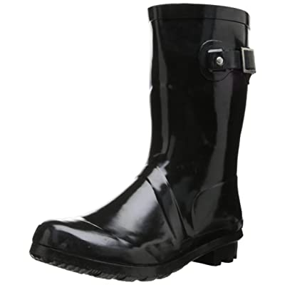 Western Chief Women's Solid Mid Waterproof Rain Boot | Rain Footwear