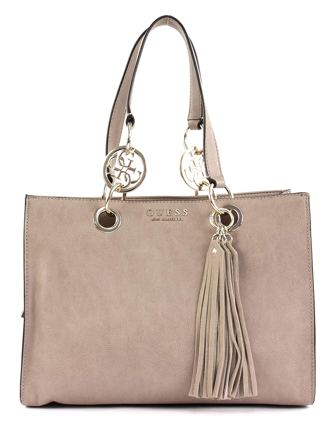 Guess Alana Girlfriend Carryall Taupe: : Schuhe
