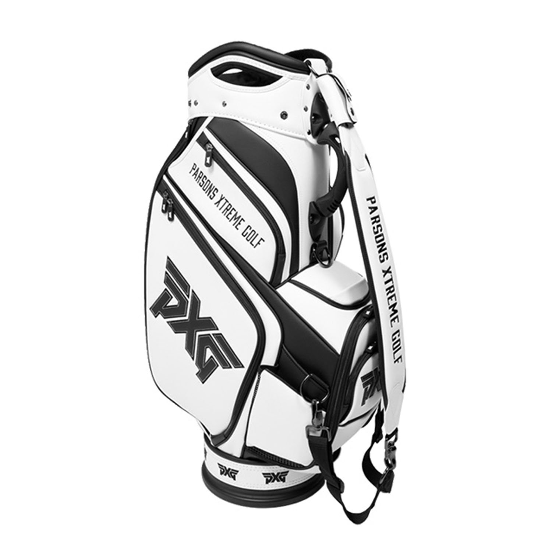PXG Bolsas de Golf (PXG Black&White Tour Bag): Amazon.es ...