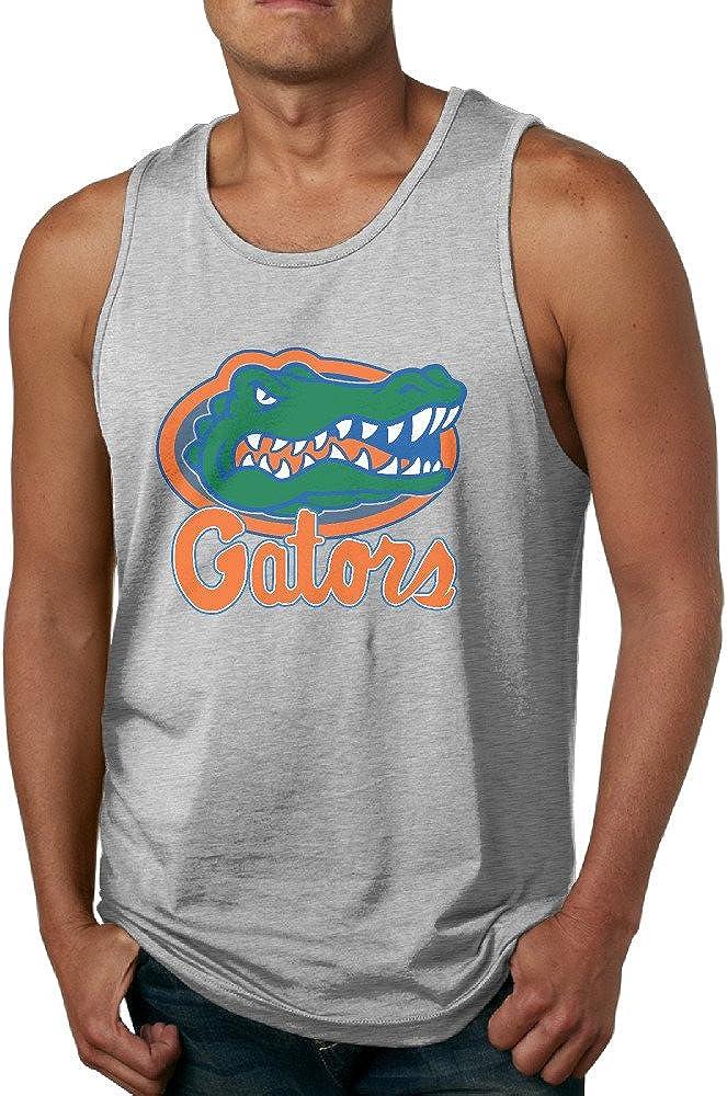 CYSKA Men's Cute University Of Florida Gators Tops Black