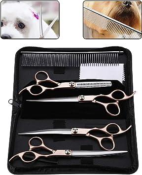 Forbici professionali classiche per la toelettatura di animali domestici e cani 16,5 cm forbici e cesoie