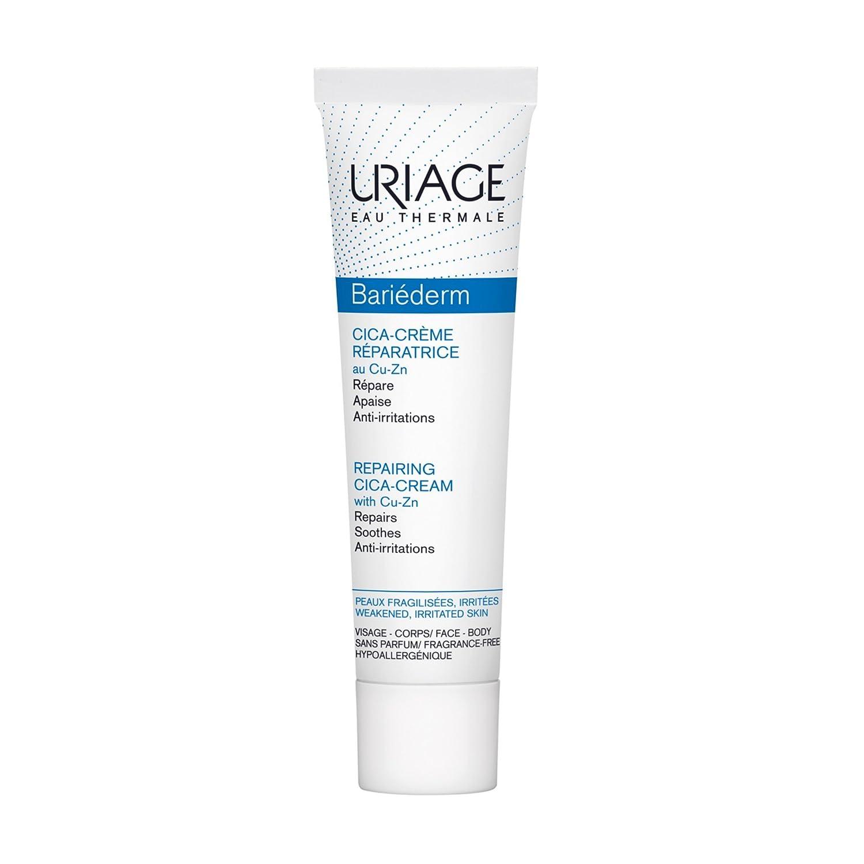Uriage Bariederm Repairing Cica-cream With Cu-zn 40ml URIURIU32004735