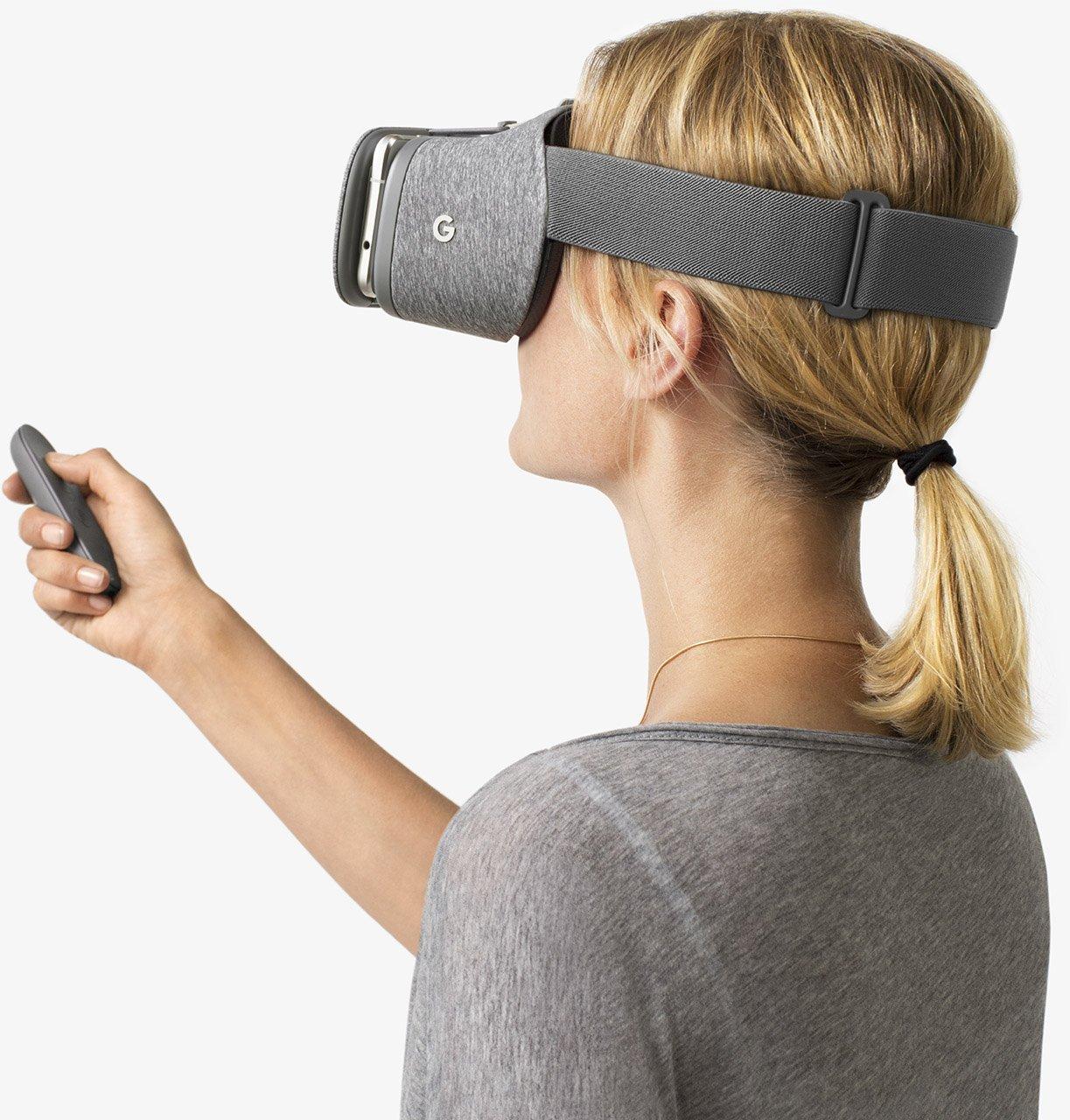 Google Daydream View - VR Headset