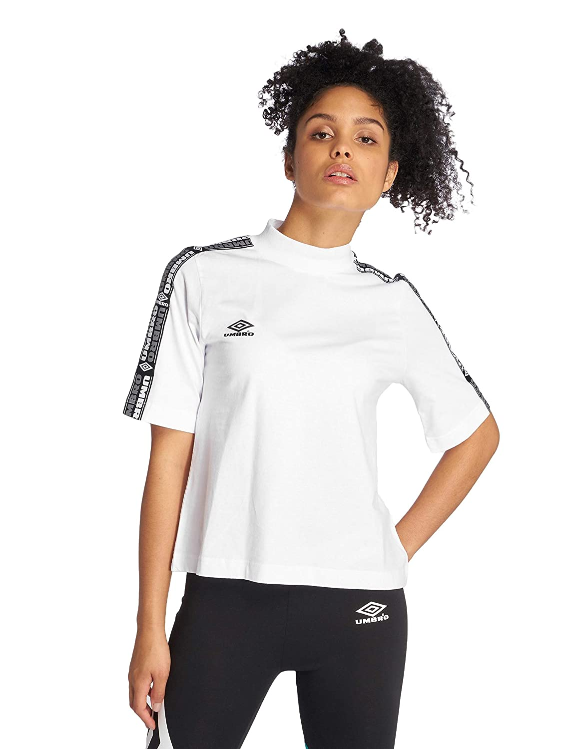 Umbro Mujeres Camisetas High Neck