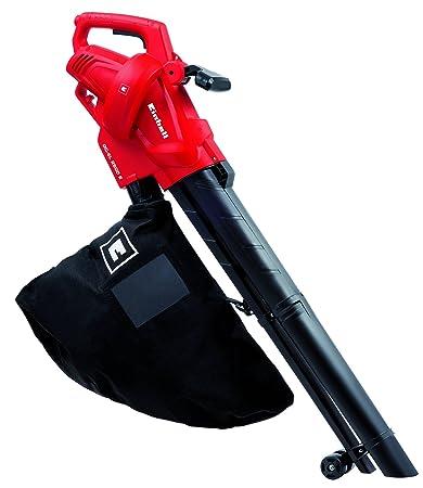 Einhell 3433300 - Aspirador-soplador eléctrico (GC-EL 2500 E), saco de 40 l, regulador de velocidad, 7000 - 13500 rpm, 2500 W, 230 - 240 V