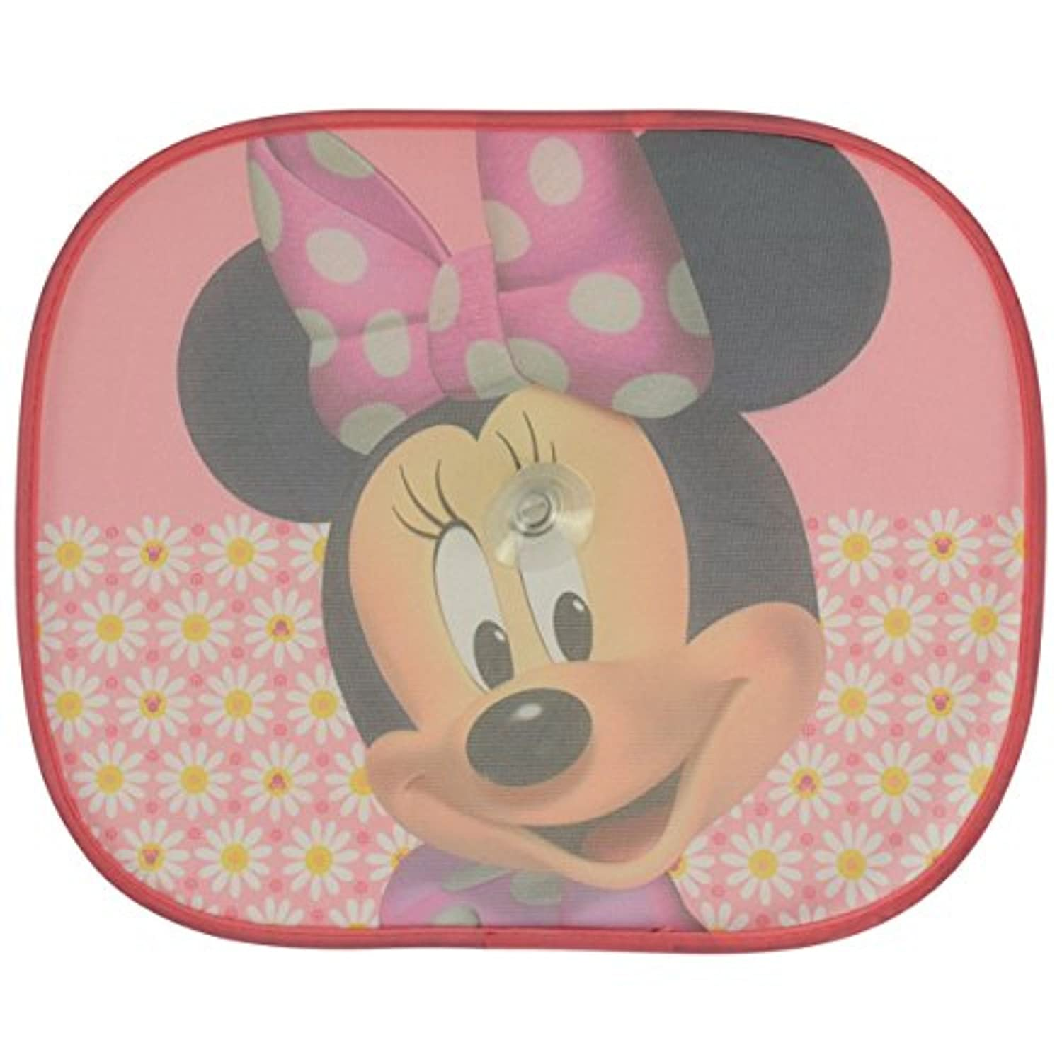 XtremeAuto/® Disney Pixar Minnie Mouse Side Car Sunshade X2 Complete Sticker