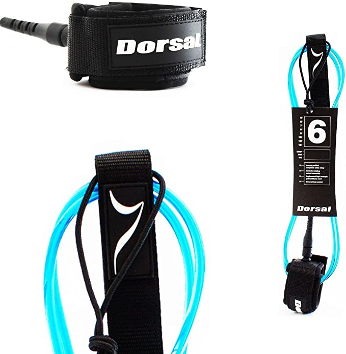 Northcore 6mm Surfboard Leash 2019 Blue