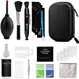 Cleaning Kit, Professional Camera Cleaning Kit with Waterproof EVA Case for Optical Lens and Digital SLR Cameras Including Canon EOS 1300D, Canon EOS 700D, Nikon D3300, Pentax, Olympus, Sony Alpha NEX, Samsung NX1000, FUJIFILM