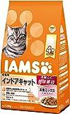 アイムス (IAMS) 成猫用 インドアキャット お魚ミックス 1.5kg