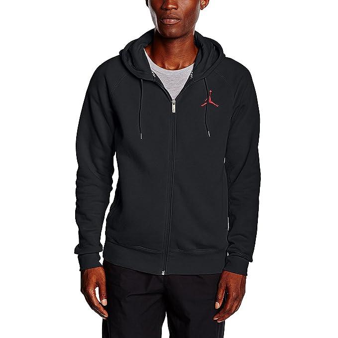 Air Jordan - Sudadera con capucha - para hombre negro M : Amazon.es: Ropa y accesorios