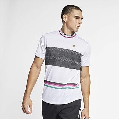 aa6fb178848 Amazon | [ナイキ(Nike)] 2019春夏 コート スラム ショートスリーブ ...