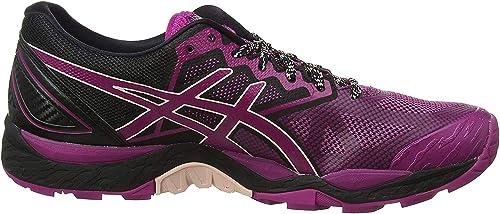Asics Gel-Fujitrabuco 6, Zapatillas de Gimnasia para Mujer: Amazon ...