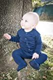 L'ovedbaby Unisex-Baby Organic Cotton Footed