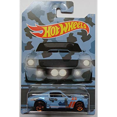 2015 Hot Wheels CAMOUFLAGE SERIES \'67 Shelby GT-500 2/6 rare: Toys & Games [5Bkhe1106419]