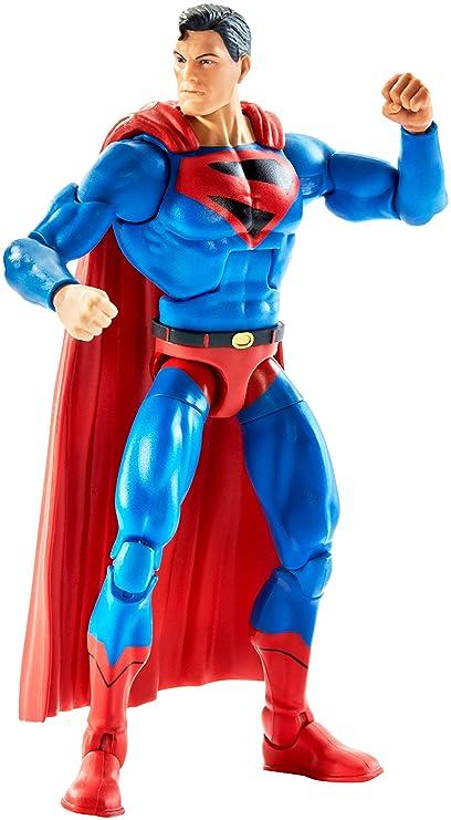 Amazon.com: DC Comics Multiverse Classic Superman Action ...