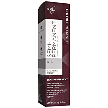 Amazon Ion Plum Semi Permanent Hair Color Plum Beauty