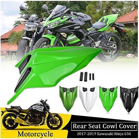 Amazon.com: FATExpress Seat Cowl for Kawasaki Ninja 650 Z650 ...