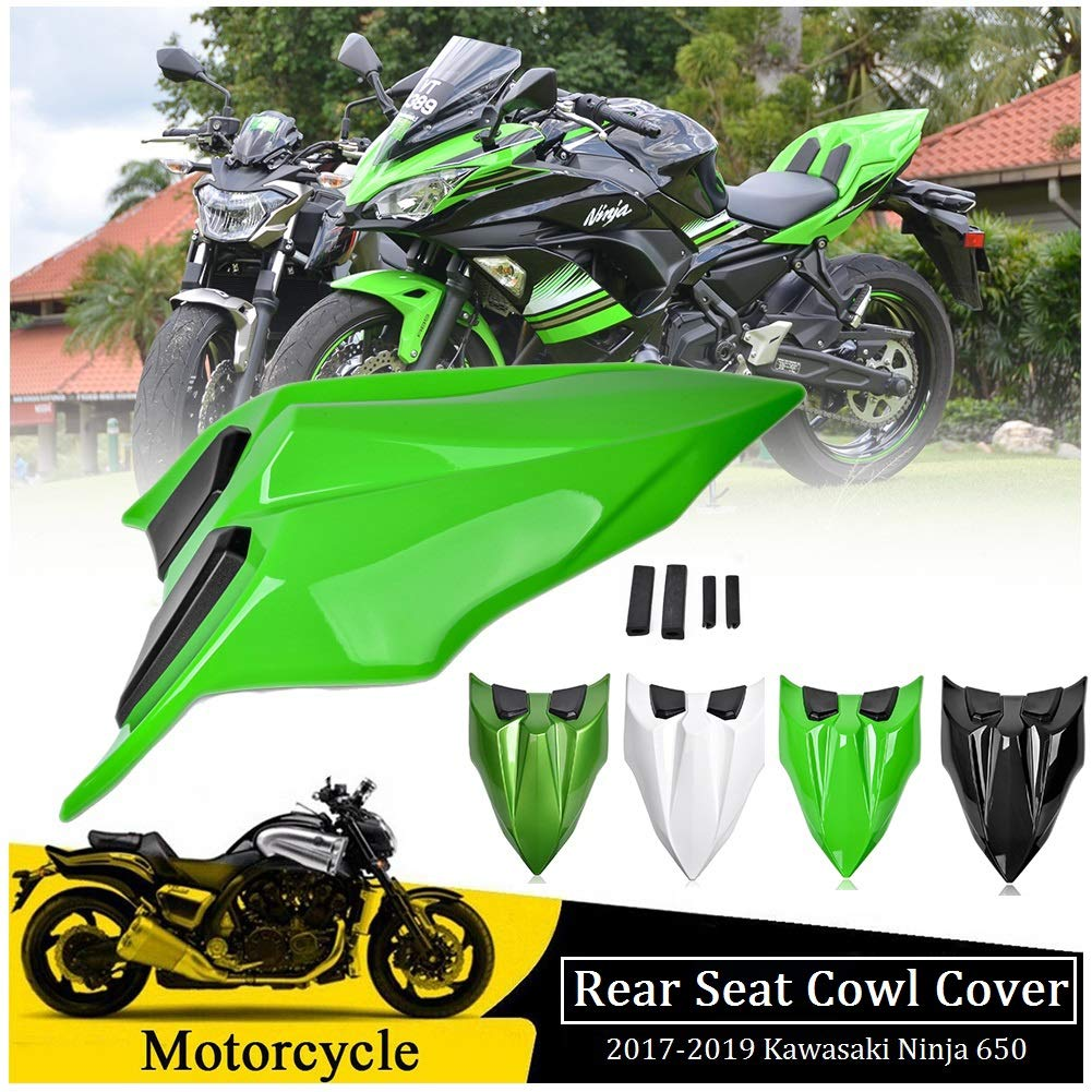 Amazon.com: FATExpress Seat Cowl for Kawasaki Ninja 650 Z650 ...