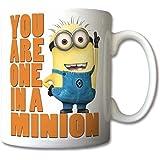 Despicable Me One in a Minion tasse à café tasse à thé
