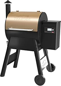Traeger Pro Pellet Smoker and Grill