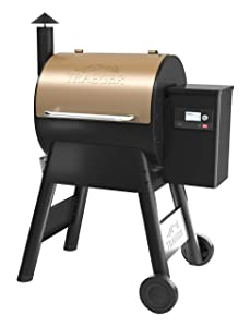 Traeger Grills TFB57GZEO Pro Series 575 Grill, Smoker