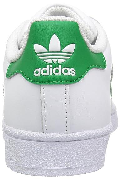 best service 6bae4 21f01 Adidas Originals Superstar Baskets, Mixte Enfant, blanc, XX  MainApps   Amazon.fr  Chaussures et Sacs