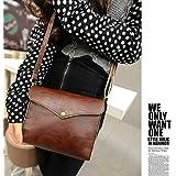 HOT!Women Small Cute Lovely Shoulder Bags,BeautyVan Fashion Charming 1PC Womens Leather Women Small Cute Lovely Shoulder Bags Satchel Handbag Tote Hobo Messenger (A)