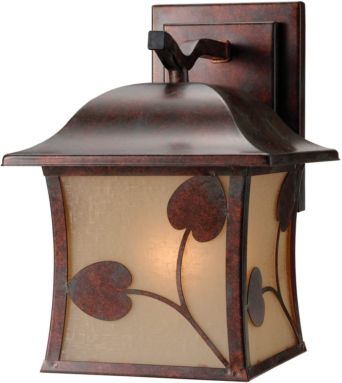 Hardware House H10-3459 Madison Outdoor Fixture Down Light, Royal Bronze
